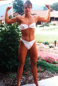 1989, the summer of bodybuilding.